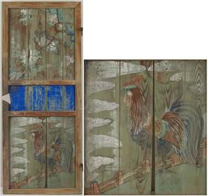 닭 그림 문